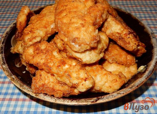фото рецепта: Сочная куриная грудка в хрустящей панировке
