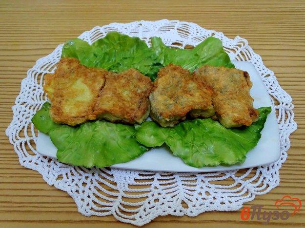 фото рецепта: Закуска из баклажан