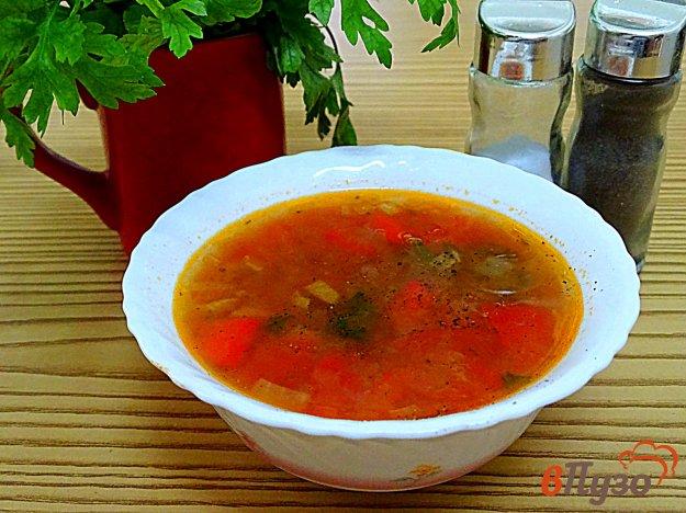 фото рецепта: Суп фасолевый