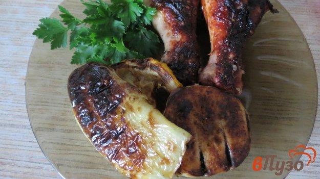 фото рецепта: Овощи гриль