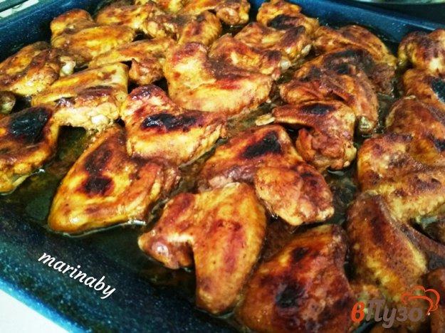 фото рецепта: Куриные крылья в паприке