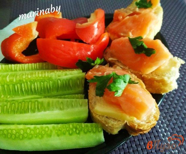 фото рецепта: Малосоленый лосось в апельсиновом маринаде