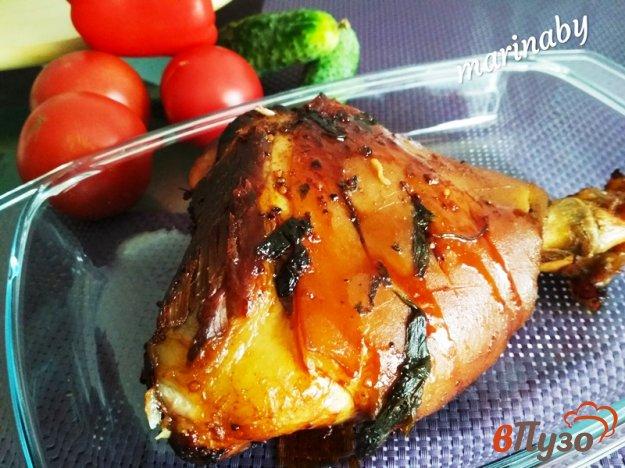 А вы знаете как приготовить Свиная рулька в мультиварке вкусный рецепт с фото