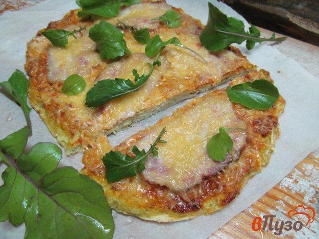 фото рецепта: Пицца из цветной капусты