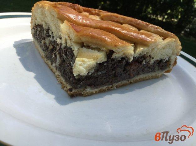 фото рецепта: Пирог с маком