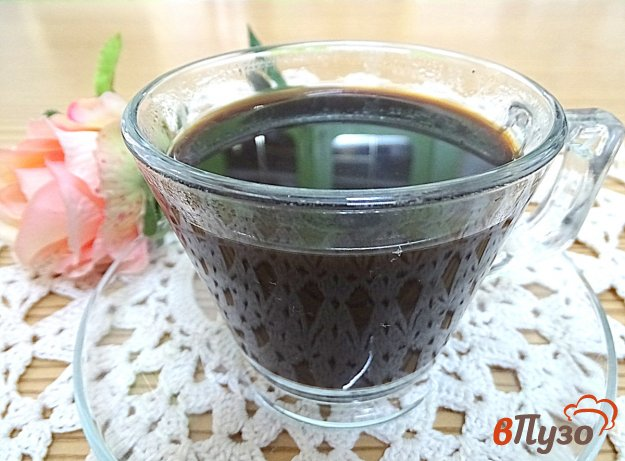 фото рецепта: Кофе с перцем, анисом и ванилином