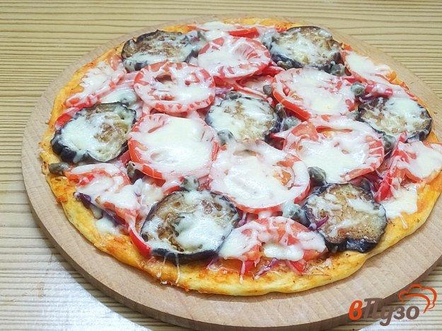 фото рецепта: Овощная пицца