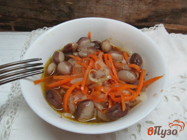 фото рецепта: Фасоль по-корейски