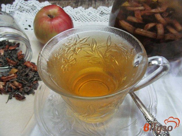 фото рецепта: Яблочный чай впрок