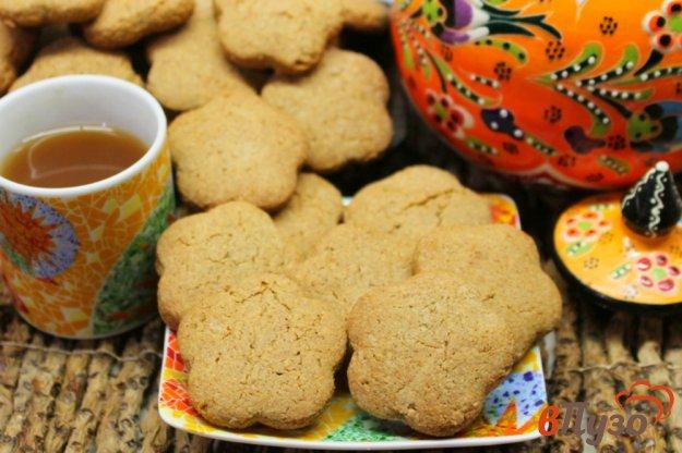 фото рецепта: Пряное печенье из ржаной муки