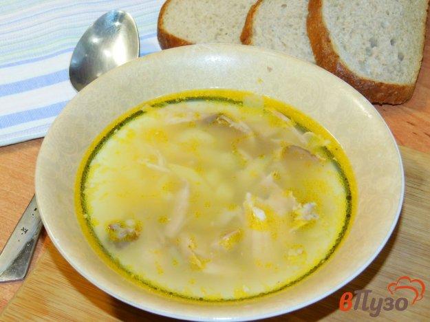 фото рецепта: Суп из крольчатины