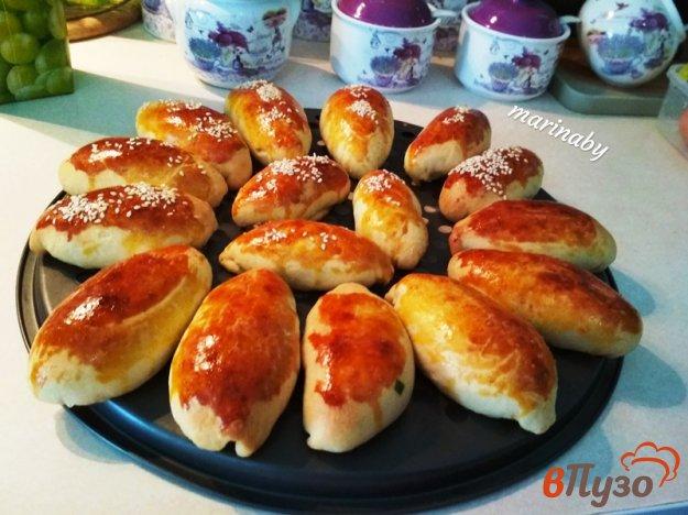 фото рецепта: Пирожки с начинкой
