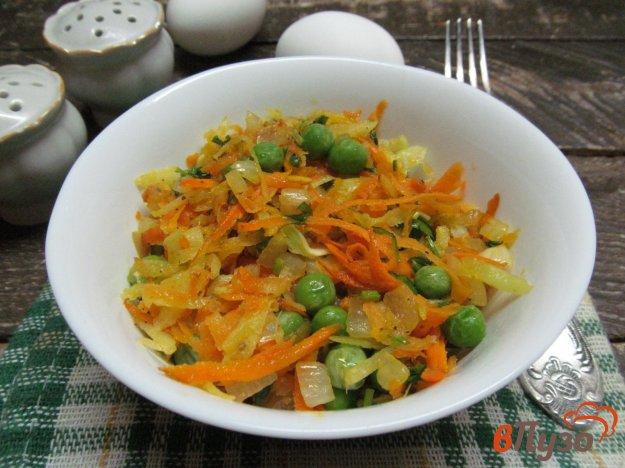 фото рецепта: Гарнир из овощей