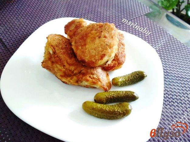 фото рецепта: Запеченные куриные плечи