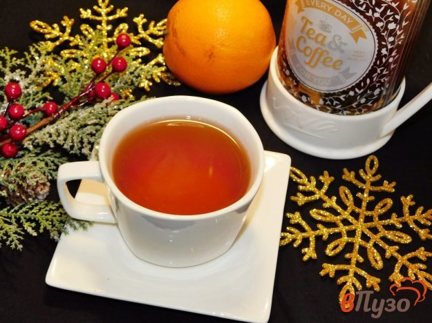 фото рецепта: Пряный чай с облепихой