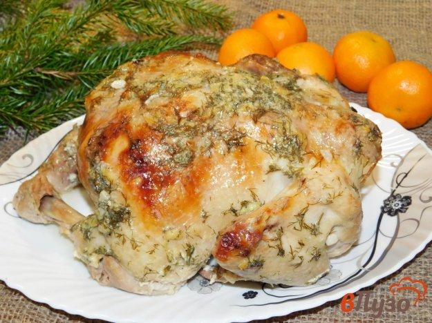 фото рецепта: Сочная курочка в духовке