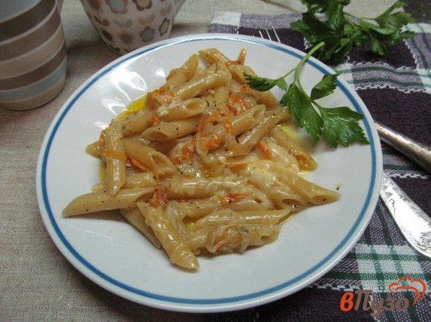 фото рецепта: Быстрые макароны