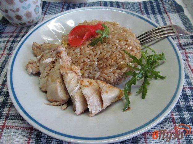 фото рецепта: Рис с курицей