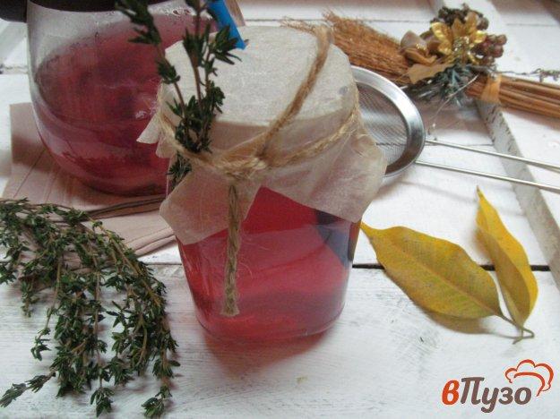 фото рецепта: Согревающий напиток из консервированного ананаса
