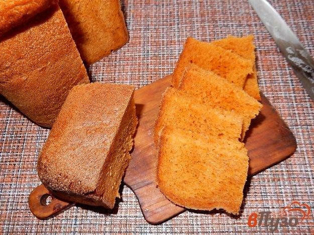 фото рецепта: Ароматный хлеб с паприкой