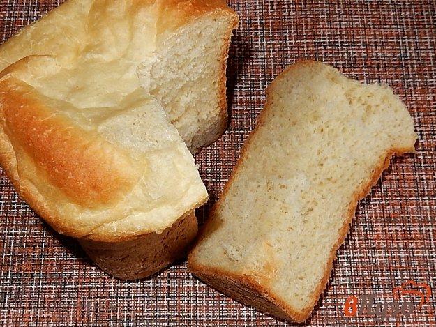 фото рецепта: Воздушный белый хлеб