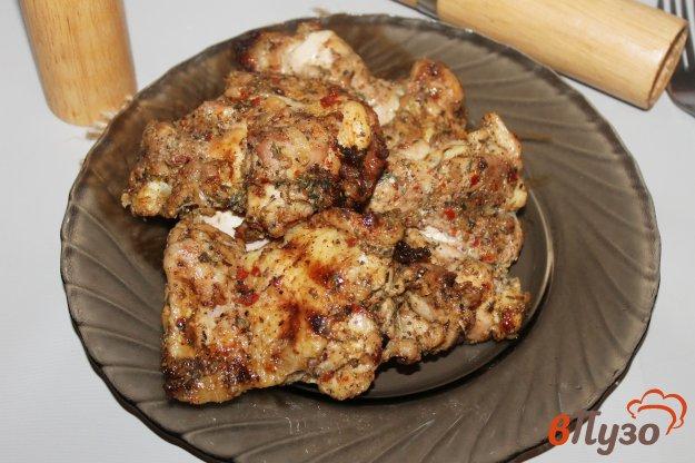 фото рецепта: Шашлык из куриных бедер