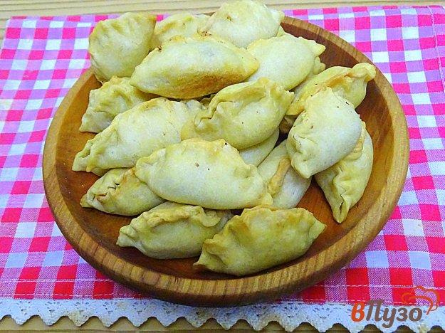 фото рецепта: Пирожки с грибами закусочные