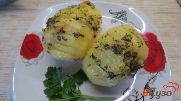 фото рецепта: Запеченная картошка