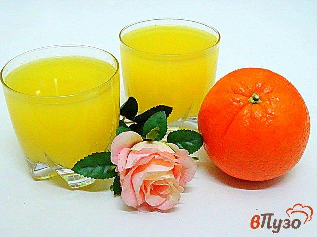 фото рецепта: Апельсиновый напиток