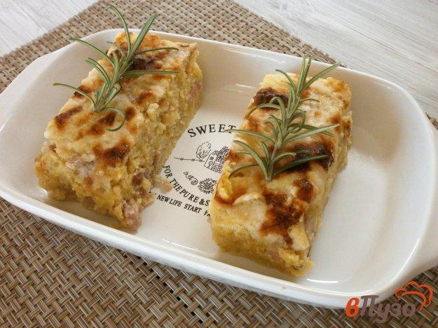 фото рецепта: Картофельная запеканка со сливочной корочкой
