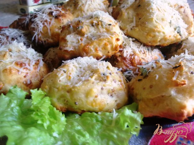 Рецепт Сырные эклеры