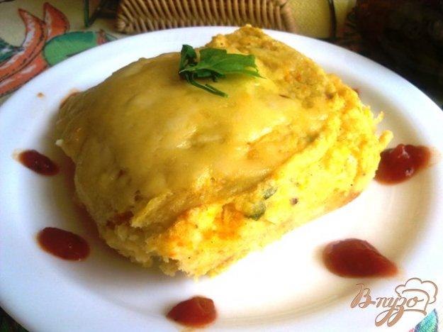 Рецепт Овощная запеканка с сыром