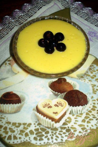 Рецепт Ванильный десерт