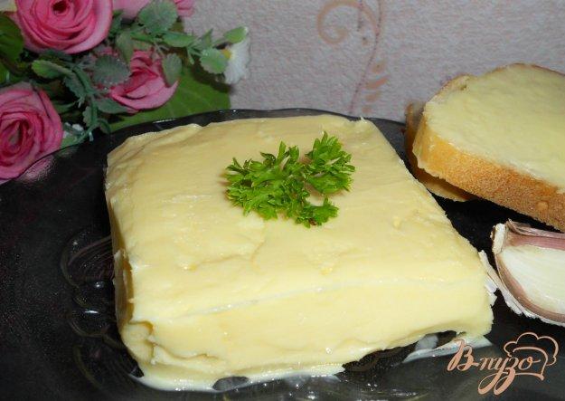 Рецепт Домашнее сливочное масло