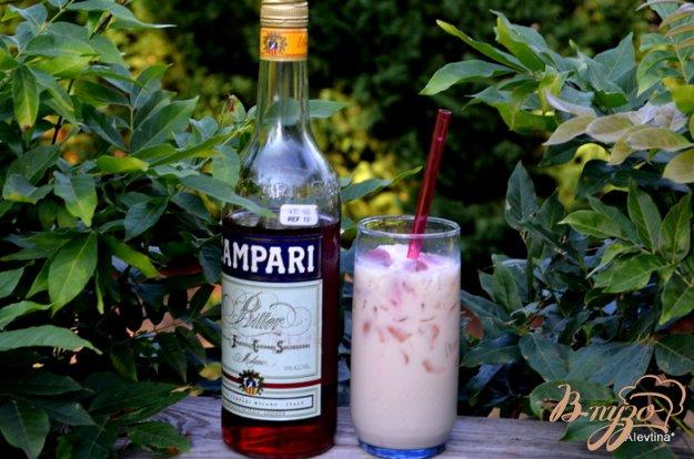 фото рецепта: Коктейль с Кампари
