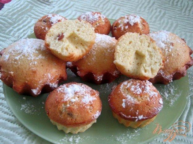 фото рецепта: Простые кексы