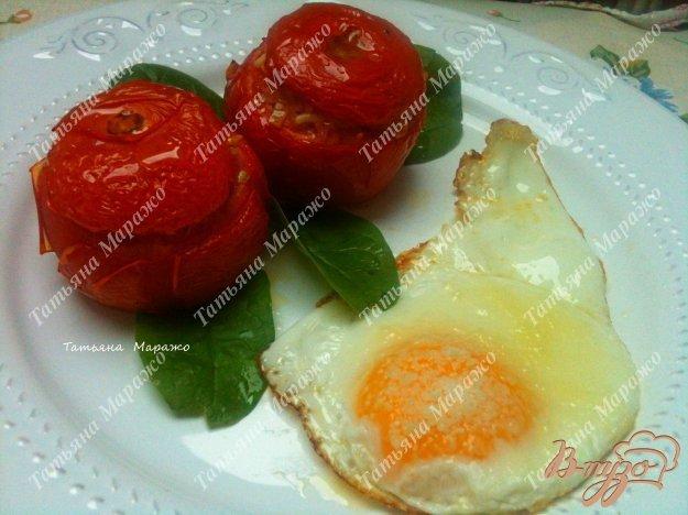 Рецепт Фаршированные томаты