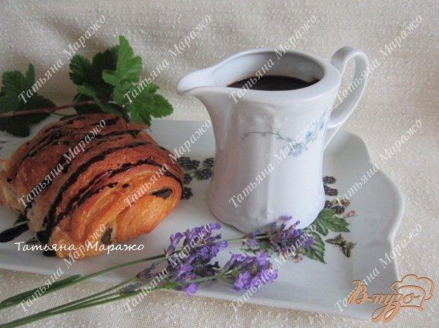 фото рецепта: Шоколадный соус
