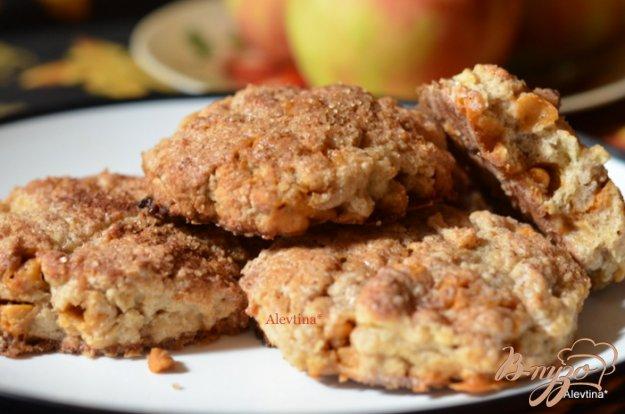 фото рецепта: Яблочные сконы