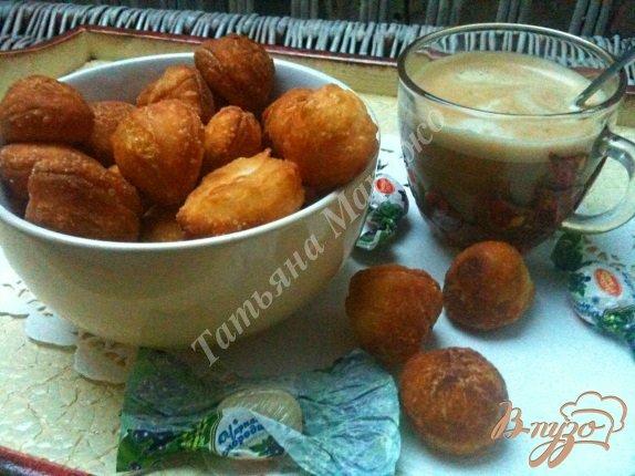 Рецепт Баурсаки (казахские пончики)