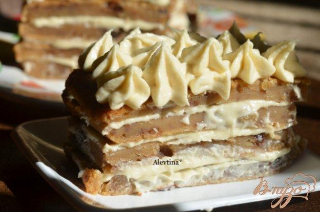 Рецепт Яблочный пряный кекс с глазурью