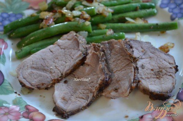 Рецепт Свиное филе с розмарином