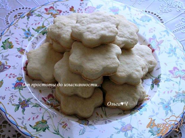 Рецепт Винное печенье с крахмалом