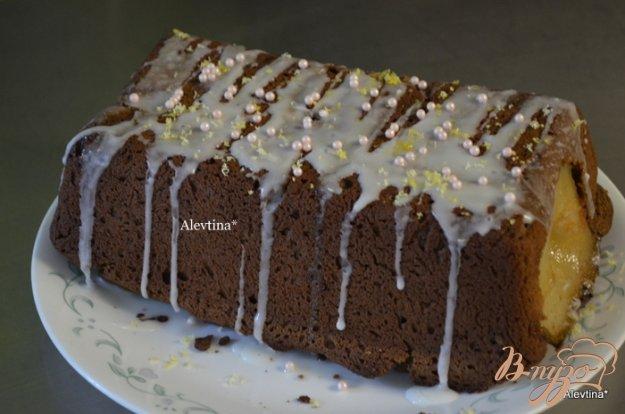Рецепт Шоколадный хлеб с грушей и корицей