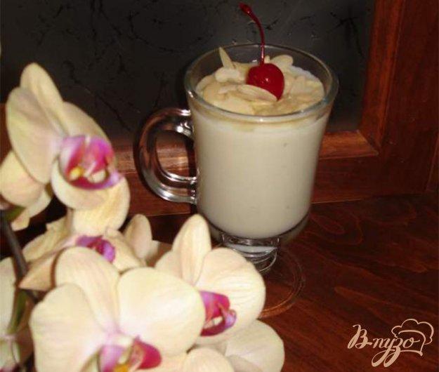 фото рецепта: Белый горячий шоколад