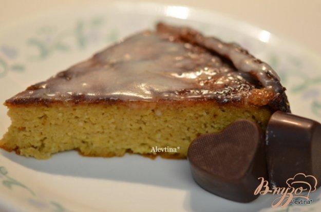 фото рецепта: Апельсиовый кекс по-домашнему
