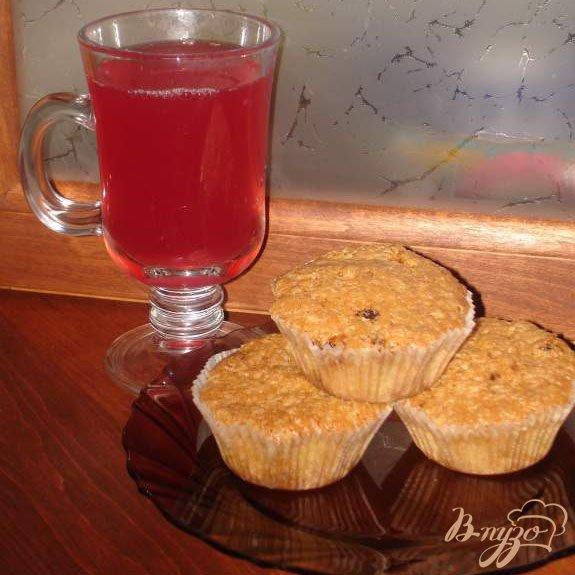 Рецепт Столичные кексы