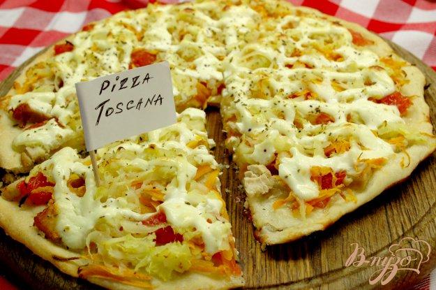 Рецепт Пицца «Тоскана» (Pizza Toscana)