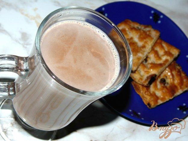 фото рецепта: Какао с корицей и ванильным сахаром