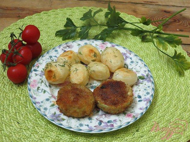 фото рецепта: Кабачки фаршированные мясом